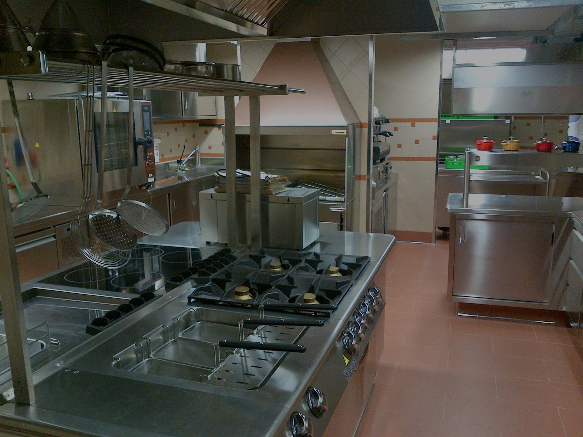 Cucina Professionale - Guidotti Srl
