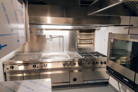 Guidotti cucine professionali referenze