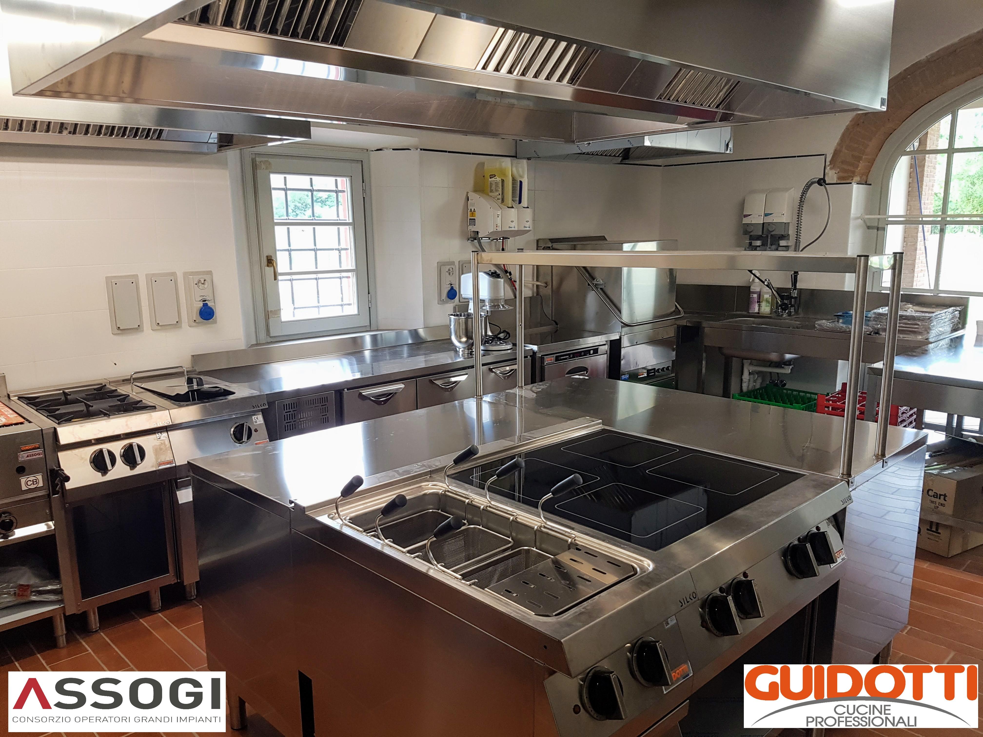 Cucine Per Ristorazione Usate.Guidotti Cucine Professionali Srl Cucine Professionali Firenze