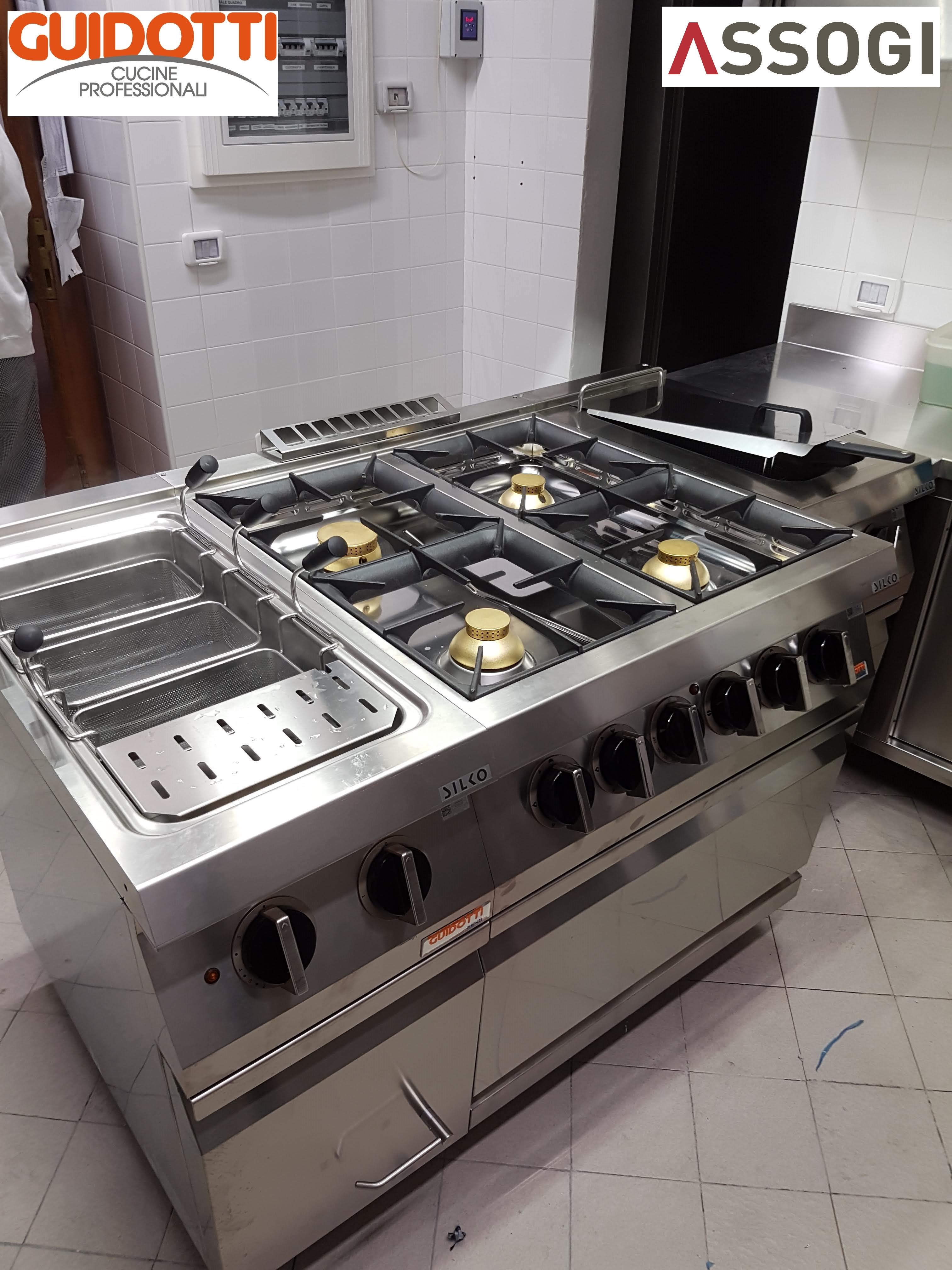 Cucine Ristoranti Usate Prezzi.Guidotti Cucine Professionali Srl Cucine Professionali Firenze